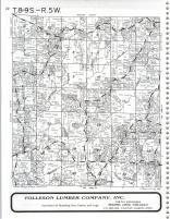 Map Image 018, Cullman County 1982